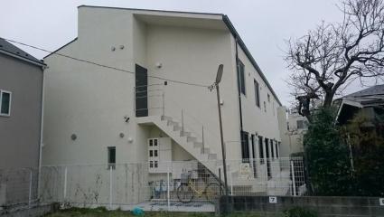 東京都世田谷区、駒沢大学駅徒歩13分の築1年 2階建の賃貸マンション