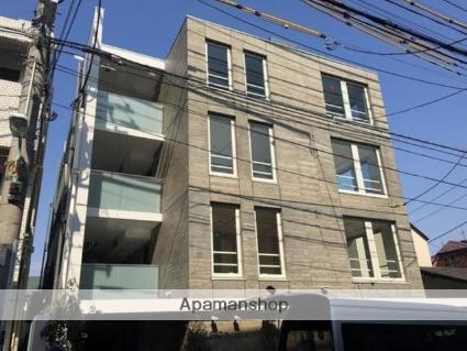 東京都目黒区、自由が丘駅徒歩4分の新築 4階建の賃貸マンション