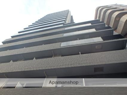 東京都目黒区、渋谷駅徒歩9分の築1年 17階建の賃貸マンション
