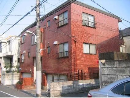 東京都目黒区、学芸大学駅徒歩12分の築26年 3階建の賃貸マンション