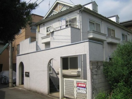 東京都世田谷区、等々力駅徒歩13分の築29年 2階建の賃貸アパート