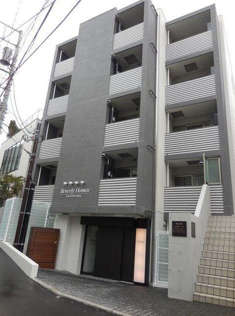 東京都渋谷区、渋谷駅徒歩6分の築1年 4階建の賃貸マンション
