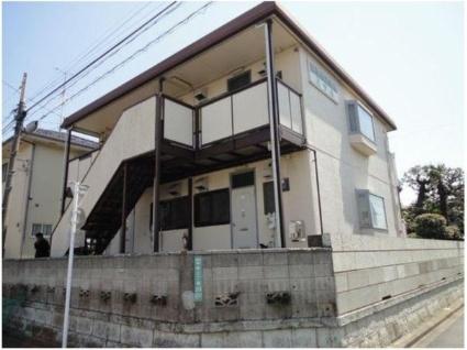 東京都世田谷区、尾山台駅徒歩12分の築29年 2階建の賃貸アパート