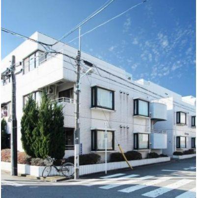 東京都渋谷区、駒場東大前駅徒歩10分の築29年 3階建の賃貸マンション