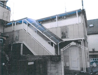 東京都目黒区、祐天寺駅徒歩16分の築24年 2階建の賃貸アパート