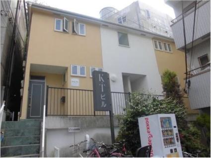 東京都渋谷区、代官山駅徒歩16分の築8年 2階建の賃貸アパート