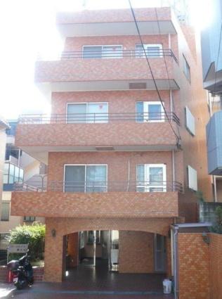 東京都目黒区、都立大学駅徒歩2分の築36年 5階建の賃貸マンション