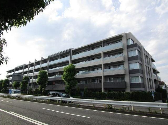 東京都世田谷区、奥沢駅徒歩14分の築3年 5階建の賃貸マンション