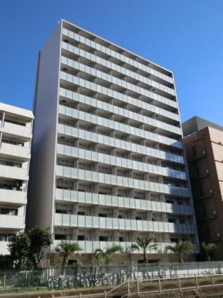 東京都港区、田町駅徒歩7分の築1年 13階建の賃貸マンション