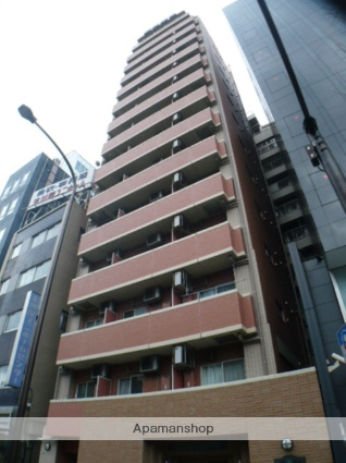東京都渋谷区、渋谷駅徒歩9分の築15年 15階建の賃貸マンション