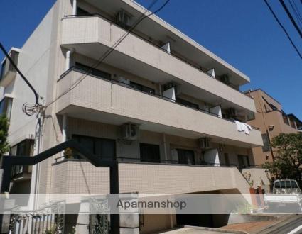 東京都目黒区、祐天寺駅徒歩11分の築27年 3階建の賃貸マンション
