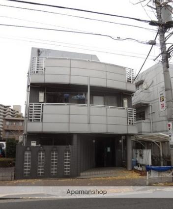 東京都目黒区、祐天寺駅徒歩11分の築25年 3階建の賃貸マンション