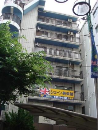東京都目黒区、都立大学駅徒歩1分の築29年 7階建の賃貸マンション