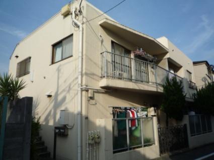 東京都杉並区、荻窪駅徒歩23分の築36年 2階建の賃貸マンション