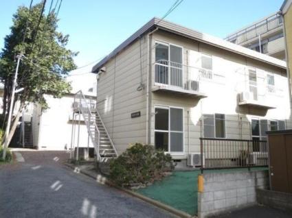 東京都世田谷区、桜新町駅徒歩9分の築27年 2階建の賃貸アパート