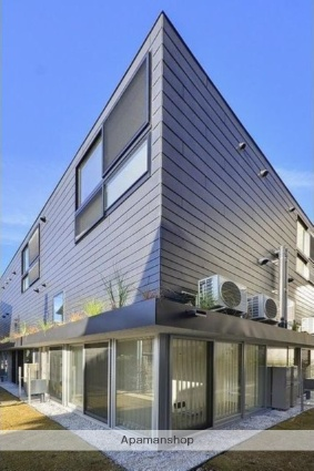 東京都世田谷区、二子玉川駅徒歩16分の新築 3階建の賃貸テラスハウス