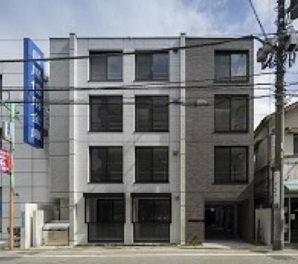 東京都目黒区、祐天寺駅徒歩12分の新築 4階建の賃貸マンション