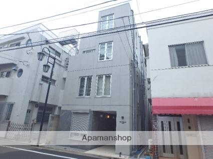 東京都目黒区、祐天寺駅徒歩5分の新築 4階建の賃貸マンション