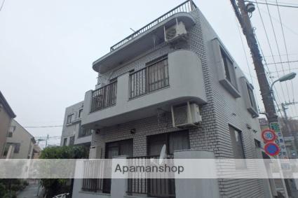 東京都目黒区、祐天寺駅徒歩10分の築30年 3階建の賃貸マンション