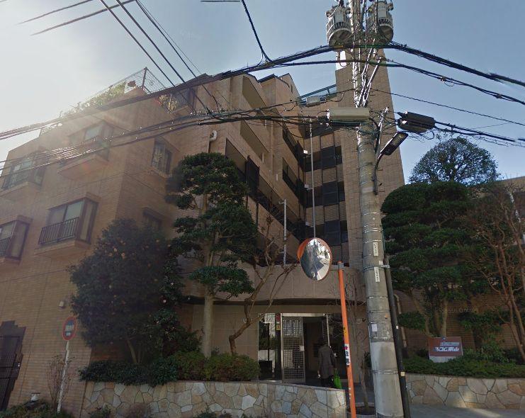 東京都目黒区、神泉駅徒歩17分の築23年 7階建の賃貸マンション