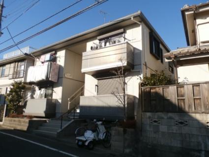 東京都目黒区、学芸大学駅徒歩19分の築9年 2階建の賃貸アパート