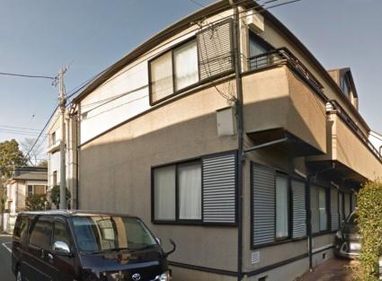 東京都目黒区、学芸大学駅徒歩15分の築23年 2階建の賃貸アパート