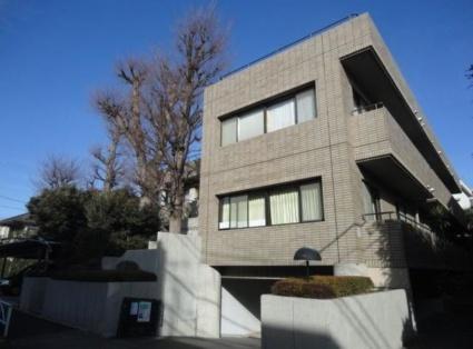 東京都目黒区、都立大学駅徒歩10分の築28年 2階建の賃貸マンション