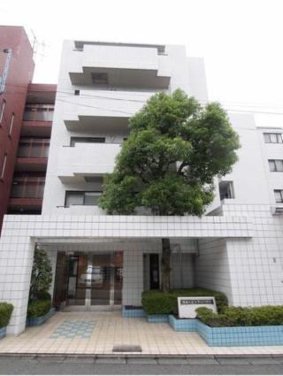 東京都目黒区、自由が丘駅徒歩4分の築31年 5階建の賃貸マンション