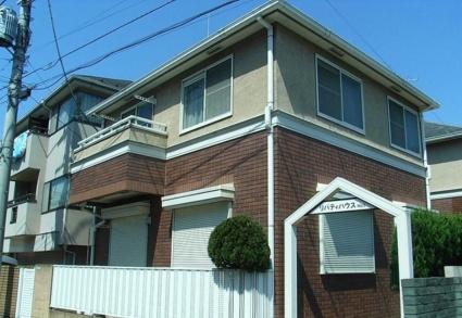 東京都目黒区、都立大学駅徒歩17分の築24年 2階建の賃貸アパート