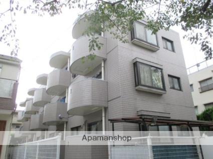 東京都目黒区、都立大学駅徒歩17分の築27年 3階建の賃貸マンション