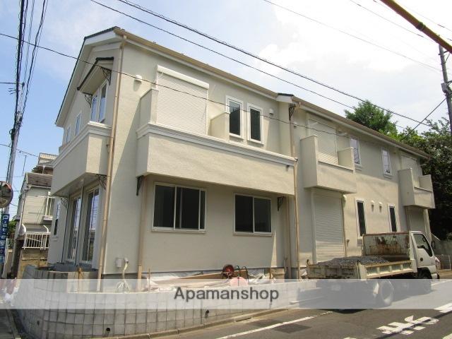 東京都世田谷区、自由が丘駅徒歩10分の新築 2階建の賃貸アパート