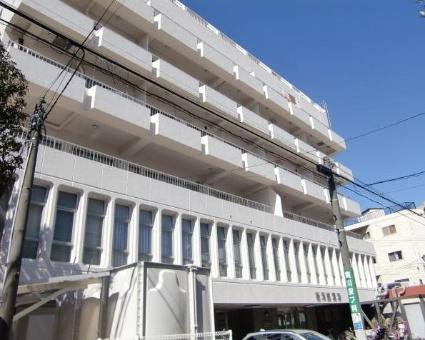 東京都目黒区、祐天寺駅徒歩15分の築44年 8階建の賃貸マンション