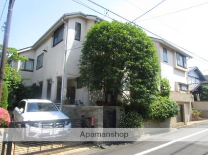 東京都世田谷区、自由が丘駅徒歩13分の築28年 2階建の賃貸テラスハウス
