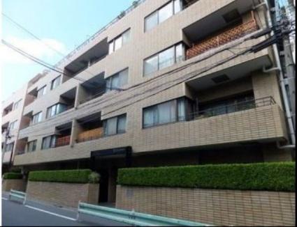 東京都渋谷区、渋谷駅徒歩10分の築37年 4階建の賃貸マンション