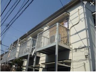 東京都目黒区、代官山駅徒歩19分の築31年 2階建の賃貸アパート