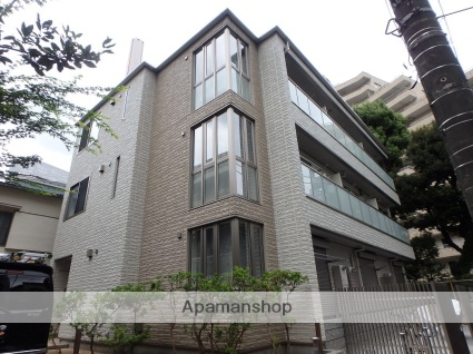 東京都渋谷区、渋谷駅徒歩7分の新築 3階建の賃貸マンション