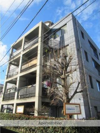 東京都世田谷区、自由が丘駅徒歩12分の築28年 5階建の賃貸マンション