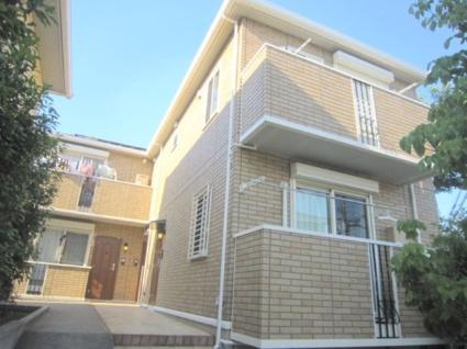 東京都世田谷区、経堂駅徒歩17分の築9年 2階建の賃貸アパート