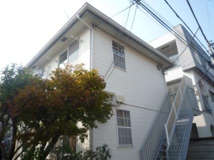 東京都杉並区、阿佐ケ谷駅徒歩19分の築26年 2階建の賃貸アパート