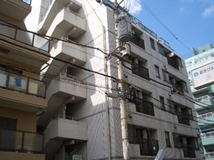 東京都杉並区、荻窪駅徒歩4分の築25年 6階建の賃貸マンション