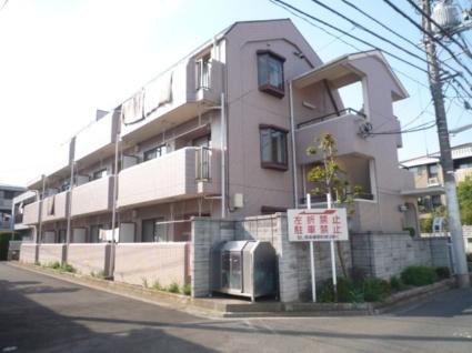 東京都武蔵野市、吉祥寺駅徒歩12分の築29年 3階建の賃貸マンション