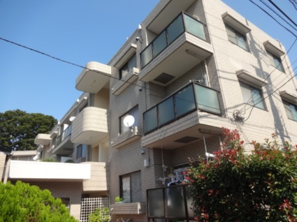 東京都世田谷区、桜上水駅徒歩10分の築28年 3階建の賃貸マンション