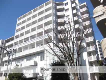 東京都渋谷区、幡ヶ谷駅徒歩16分の築13年 9階建の賃貸マンション