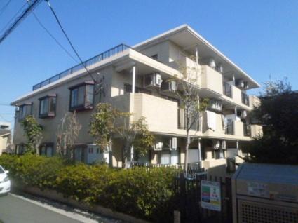 東京都杉並区、富士見ヶ丘駅徒歩13分の築30年 3階建の賃貸マンション