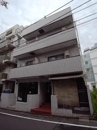 東京都渋谷区、渋谷駅徒歩12分の築33年 4階建の賃貸マンション