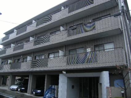 東京都杉並区、荻窪駅徒歩6分の築22年 4階建の賃貸マンション