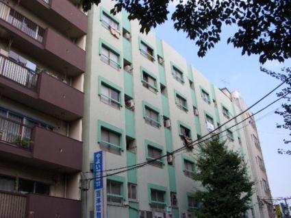 東京都杉並区、阿佐ケ谷駅徒歩14分の築45年 6階建の賃貸マンション