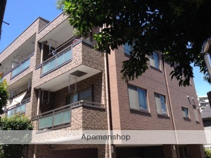 東京都目黒区、都立大学駅徒歩4分の築9年 3階建の賃貸マンション
