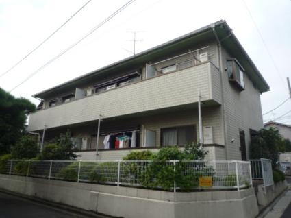 東京都杉並区、阿佐ケ谷駅徒歩19分の築42年 2階建の賃貸アパート