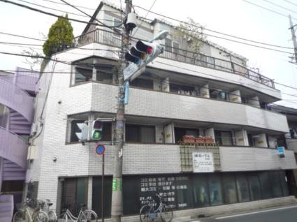 東京都杉並区、荻窪駅バス15分井草中学校下車後徒歩1分の築27年 3階建の賃貸マンション